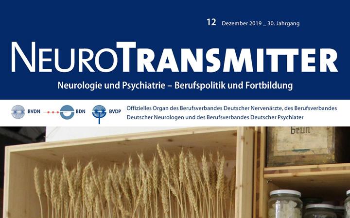 NeuroTransmitter Ausgabe 12/2019