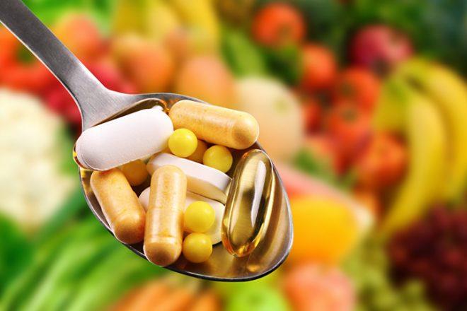 Natürliche Nährstofftherapie