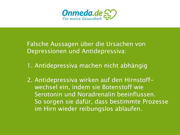 Auch Die Gesundheitsplattform Onmeda Trifft Falsche Aussagen über